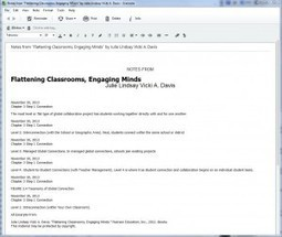 How to export iBooks note to Evernote step by step - Cool Cat Teacher Blog   Better teaching, more learning   Scoop.it