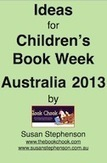 Free PDF, Ideas for Children's Book Week Australia 2013 | Book Week 2013 Read Across the Universe | Scoop.it