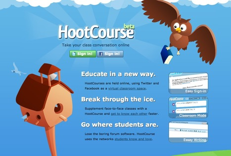 HootCourse | Interactive Teaching and Learning | Scoop.it