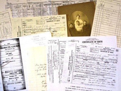 Genealogy: census, online, library, society or archives, people working together | Genealogy | Scoop.it