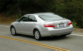 Toyota Camry Hybrid Rental at Al Emad | Toyota Rent a Car | Scoop.it