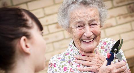 Social entrepreneur helps older people get back to nature | Social Entrepreneurship, Social Innovation | Scoop.it