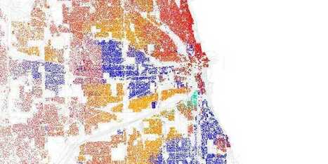 21 Maps OfHighly Segregated Cities In America | Education | Scoop.it