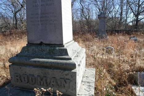 Grave of South Kingstown Civil War hero now overgrown, largely inaccessible - The Providence Journal | Genealogy | Scoop.it