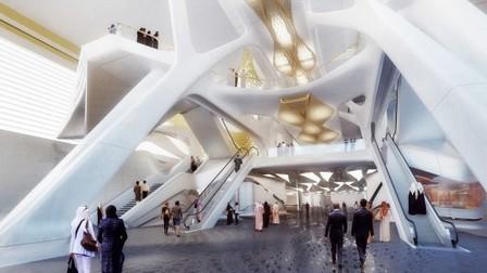 Autodesk Revit será el software para el nuevo Metro de Riad | 3D BIM | Scoop.it