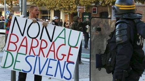 Sivens : un mensonge des gendarmes déjoué par une vidéo. Un opposant relaxé . | ALTERNATIVES ET RÉSISTANCES | Scoop.it