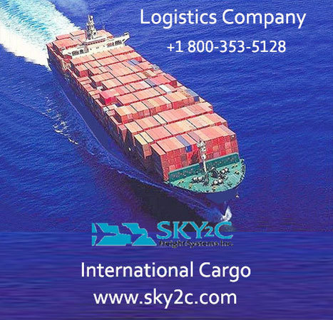 Air & Ocean Import Service : International Freight   Commercial Cargo Services Fremont   Scoop.it
