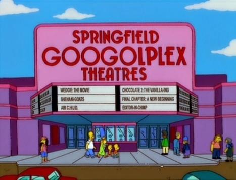 Los 10 mejores momentos matemáticos de 'Los Simpson' | Pedalogica: educación y TIC | Scoop.it