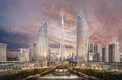 Next World's Tallest Tower in Dubai | Les malls & autres grands projets | Scoop.it