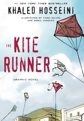 The Book Zone: Review: The Kite Runner Graphic Novel by Khaled Hosseini, Fabio Celoni and Mirka Andolfo   Cultivating Empathy   Scoop.it