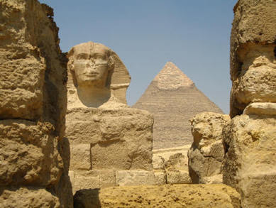 World Mysteries - Mystic Places - The Sphinx | Mysteries of the Unknown | Scoop.it