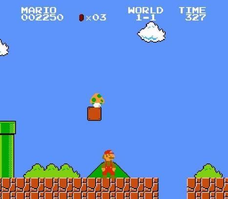 5 Ways Super Mario Bros. Symbolizes Fatherhood | The Dadabase | Daddytude | Scoop.it
