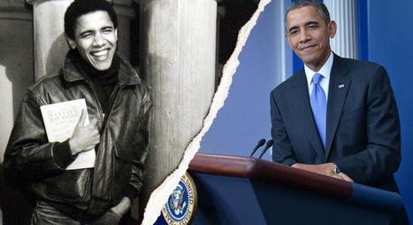 Le jour où Obama est devenu noir | La Mémoire en Partage | Scoop.it