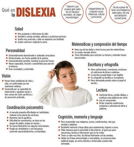 Cómo detectar la dislexia en los niños, vuelta al cole, La Opinión de Málaga | Recursos y novedades DISCLAM | Scoop.it