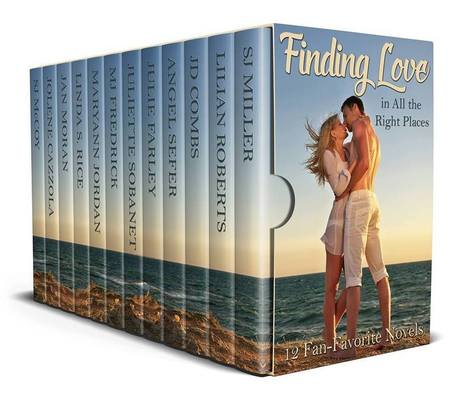 12-Book Romance Bundle and Contest: Finding Love in All the Right Places - Jan Moran | Books | Scoop.it