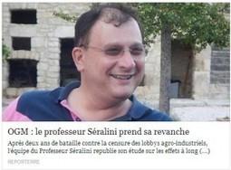 OGM / pesticides: Republication de l'étude du Pr. Séralini | Toxique, soyons vigilant ! | Scoop.it