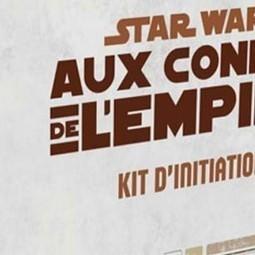 Nouveauté en préparation Le Kit d'initiation Star Wars ! | Monde Ludique | Scoop.it