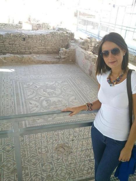 RT @HynmaMG: El Mosaico de los Amores, un pedacito de todo lo que queda por descubrir. | Cástulo, capital de Oretania | Scoop.it