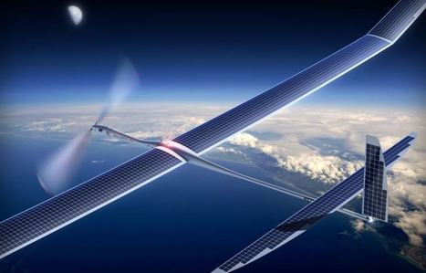 Google Project Skybender could bring super fast internet with the use of drones | mobile warrior | Scoop.it