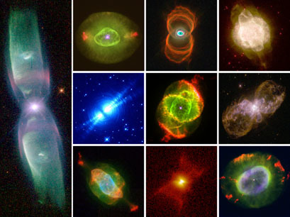 This Planetary Nebula Comes With a Twist | Science | Scoop.it