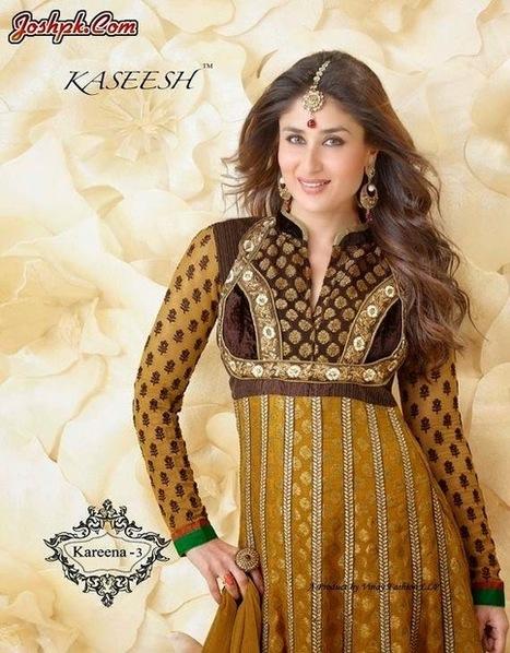 Kareena Kapoor Anarkali Frocks Vol-3 Collection 2014 For Women   joshpk   Scoop.it