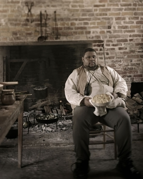 Michael Twitty: Celebrating Food Through Ancestry | Our Black History | Scoop.it
