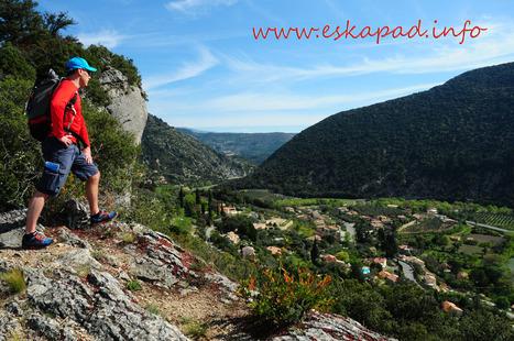 Nouveaux Topo de randonnée à la montagne de Vaux (26) | Topo et fiche de randonnée à pied by eskapad | Scoop.it