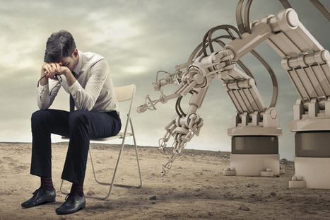 Robotic process automation: The new IT job killer? | leapmind | Scoop.it
