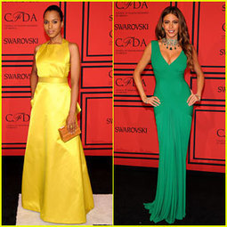 Kerry Washington & Sofia Vergara – CFDA Fashion Awards 2013 ...   Niculeley's corner   Scoop.it