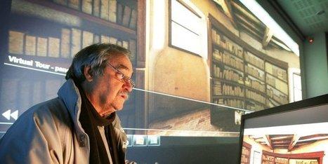 La bibliothèque de Montaigne en 3D | Le numérique pour la conservation du patrimoine | Scoop.it