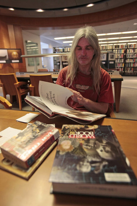 Library Offers Homeless People Mental Health Services, And It's Working | Library world, new trends, technologies | Scoop.it