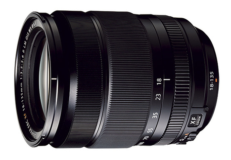 FIRST LOOK: Fujinon XF 18-135mm f/3.5-5.6 R LM OIS WR lens - Photo Review   Fuji X Series   Scoop.it