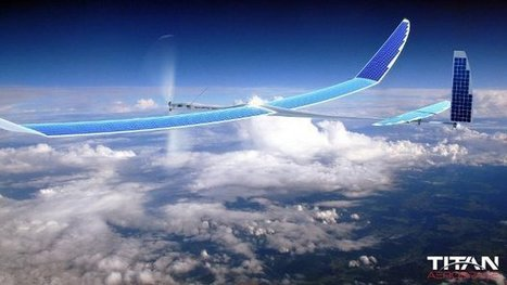 Project SkyBender by Google aims to offer 5G wireless connections through drones | Mobile devices - Internet of Things - drones | Scoop.it