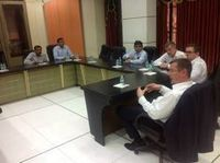 Foreign Insurance Co. dignitaries visit BBA office | Bombay Bullion Accociation | Scoop.it