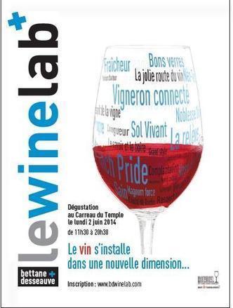 Bettane et Desseauve créent l'événement » Le Winelab : « quand le vin s'installe dans une nouvelle dimension » - 19-05-2014 - REUSSIR VIGNE   Viticulture et vins   Scoop.it