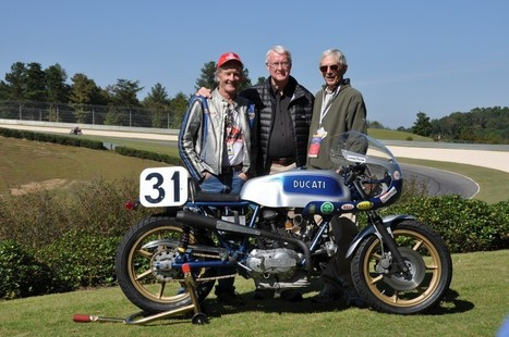 A Celebration of Timely Celebrations. George Barber and the AMA Hall of Fame | Ductalk Ducati News | Scoop.it