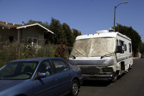 Parking bans affect an overlooked population: homeless living in vehicles - Los Angeles Times | Zeitgeist | Scoop.it