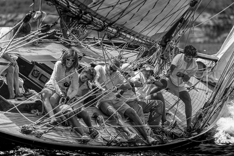 Jean-Marie Liot gagne le concours photo Mirabaud Yacht Racing Image 2016 - Course au Large | Volvo Ocean Race | Scoop.it