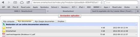 Workflow taken en toetsen op iPad | Politieonderwijs - Police Academy | Scoop.it