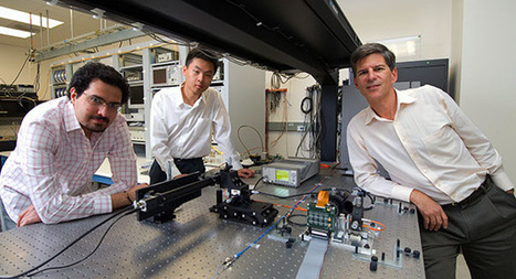 Nueva tecnología podría producir endoscopios de alta resolución tan delgados como un cabello humano | El pulso de la eSalud | Scoop.it
