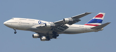 Orient Thai's Hong Kong B747 in danger of being seized | GBJ Aviation and Insurance News | Scoop.it