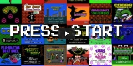 Every Single 'Press Start' Video Game Displayed in Alphabetical Order | Funny and Interesting Content from Dummies of the Year | Scoop.it