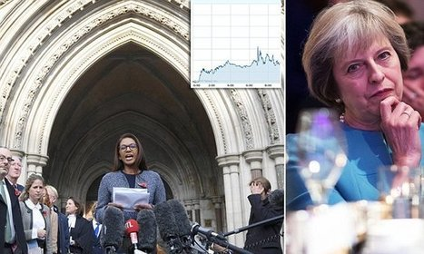 MPs MUST be given a vote on Brexit, High Court rules | WebNews | Scoop.it