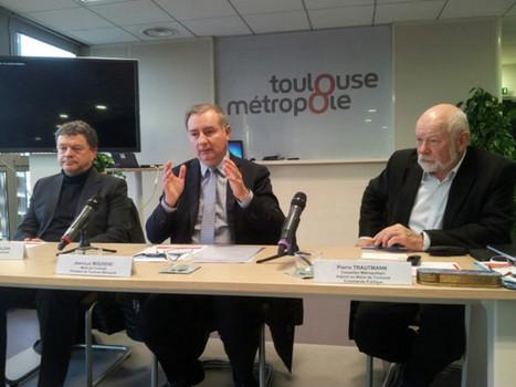 À Toulouse, les recettes des parkings participeront au financement de la troisième ligne de métro | La lettre de Toulouse | Scoop.it