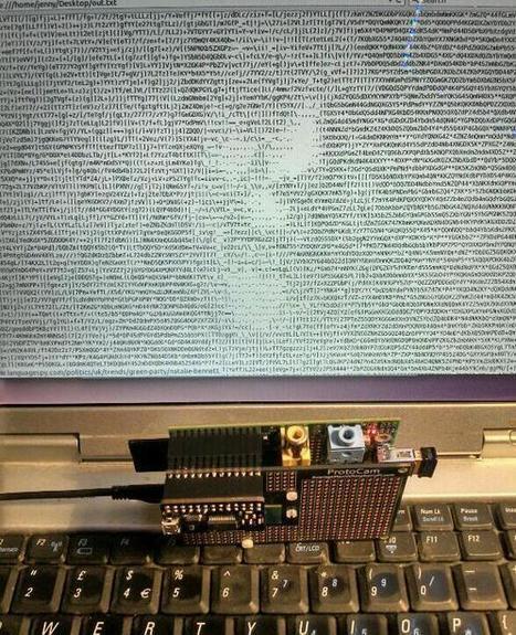 Jenny List on Twitter | ASCII Art | Scoop.it