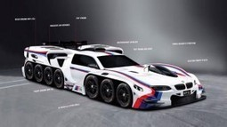 PR Win: BMW Designs 4-Year-Old's 19-Engine Dream Car - PRNewser | Cars And Motorcycles | Scoop.it