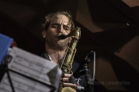 TOBIAS MEINHART QUINTET featuring INGRID JENSEN (Jamboree Jazz Club Festival, Barcelona, 7-11-2015) | JAZZ I FOTOGRAFIA | Scoop.it