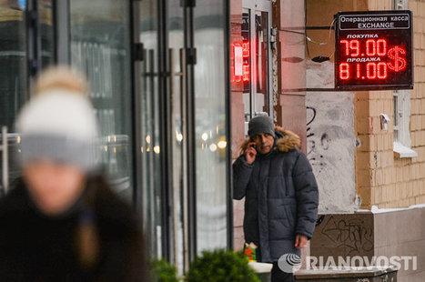 Кризисная Россия: все больше должников, все более суровые коллекторы | Tools & Apps | Scoop.it