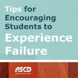 Building a Perspective of Failure | ASCD Inservice | Robinson Staff Resources | Scoop.it