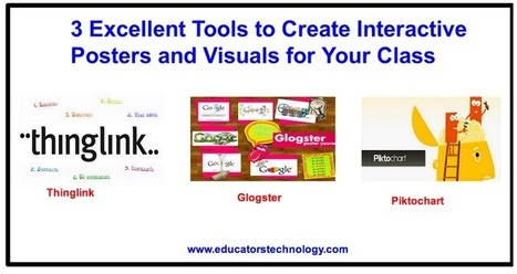 Four ideas and the best web tools to capture the end of school year activities | Web tools to support inquiry based learning | Scoop.it